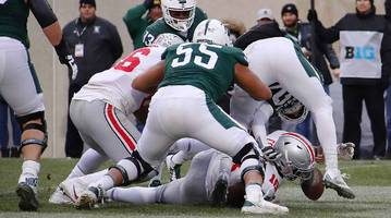 Ohio State Emerges From an Eyesore of a Win Over Michigan State With Big Ten Hopes Intact
