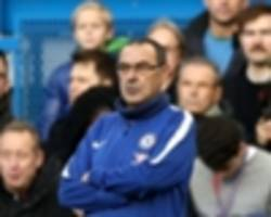 chelsea's slow starts a concern for sarri after everton stalemate