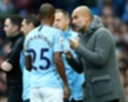 man city players are like kids learning guardiola style - fernandinho