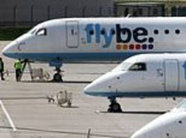 flybe pilot who was fired after developing a fear of flying