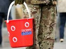Launch of dedicated 'Poppy' bank accounts gives boost for Armed Forces