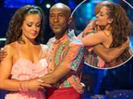 strictly come dancing: danny john-jules is eliminated after losing dance-off against graeme swann