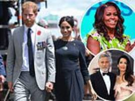 how meghan will finally be able to thank michelle obama for helping to introduce her to harry