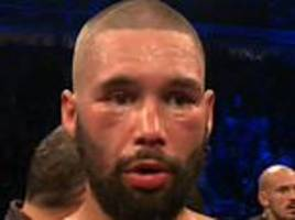 Fans express concern for Tony Bellew after worring interview after knockout by Oleksandr Usyk