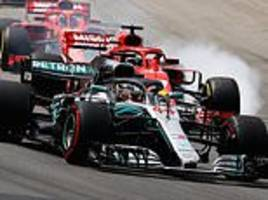 lewis hamilton wins brazilian gp to further show his dominance over the rest of the field