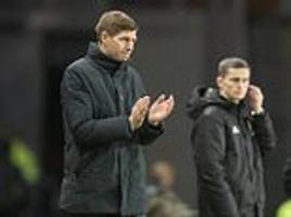 Steven Gerrard salutes his players for bouncing back from their Europa League defeat on Thursday