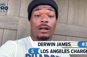 Chargers safety Derwin James gives all military members a special shoutout on Veterans Day weekend