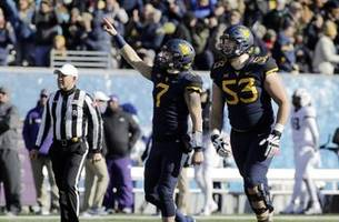 no. 7 west virginia confident as oklahoma state trip looms