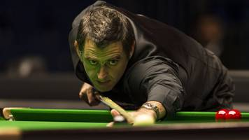 o'sullivan hits century to beat wilson in final frame