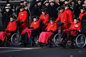 Photos: Remembrance Day and Armistice Day around the world