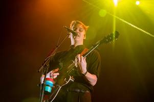 george ezra plays his first hull gig at bonus arena - here's what we thought