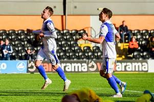 on-the-whistle player ratings as 10-man bristol rovers hit woodwork three times in fa cup draw with barnet