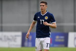 rangers 'eye move' for harvey st clair as scotland u21 star reveals contact with ibrox coach
