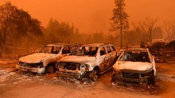 California wildfires: Death toll rises to 25