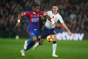 bt sport pundits blast one crystal palace player after narrow defeat to tottenham