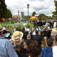 Rotorua community comes together to commemorate and celebrate Armistice Day