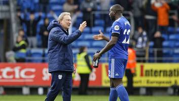 neil warnock 'proud' to be cardiff manager after last-gasp win against brighton