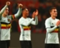 Betting: Can Belgium beat France to the first Nations League crown?