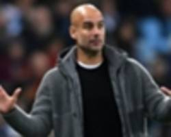 fa asks guardiola to explain manchester derby referee comments