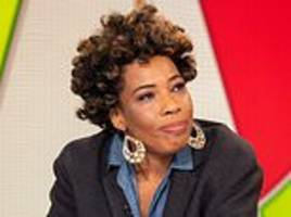 macy gray sparks concern among fans with 'shambolic' and 'awkward' loose women appearance