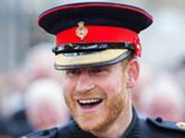 harry has it! duke of sussex is most popular royal ahead of the queen and his brother william