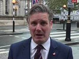 keir starmer defies jeremy corbyn and says brexit can be stopped