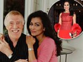 sir bruce forsyth's widow lady wilnelia, 61, opens up on her grief