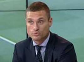 nemanja vidic claims he 'would like to' manage manchester united
