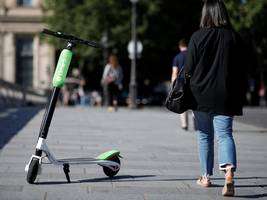 a lime executive insisted it has 'the safest product' even though the company was recalling thousands of its scooters
