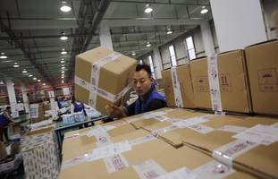 alibaba's singles day made e-commerce history — but the numbers also suggest china's economy is cooling down (baba)