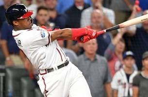 braves' ronald acuña jr. caps historic season with nl rookie of the year award