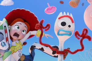 what the forky? new 'toy story 4' character explained