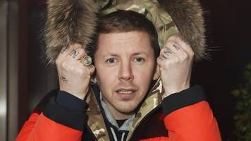 professor green: knife crime due to 'years of neglect'