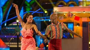 Strictly Come Dancing: Danny John-Jules thanks Amy Dowden after exit