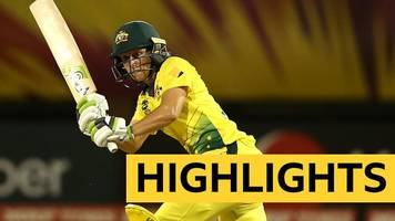 women's world twenty20 highlights: australia thrash ireland