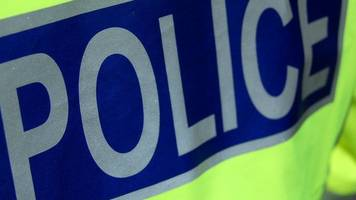 three in hospital after a95 crash south of aberlour
