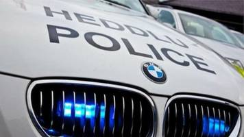 woman has life threatening injuries after treorchy crash