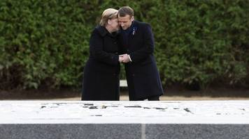 for merkel and macron, nationalism has a dark history