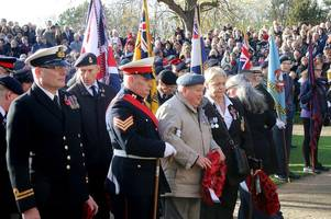 readers back controversial priest's remembrance day speech