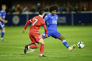 below-par leicester city under-23s lose at home to nottingham forest