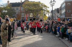 'what a cock up...' - council says sorry over remembrance sunday blunder