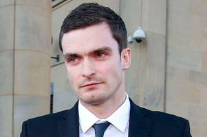 adam johnson's sister reveals disgraced footballer 'can't wait' for release - so he can play golf