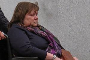 crooked secretary diane wilson stole £385k - and bought bmws, mercedes and £20k holidays