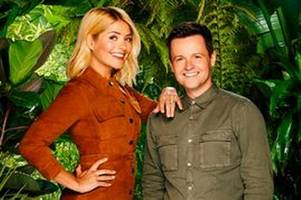 Declan Donnelly's incredible Ant McPartlin joke after posting picture of Holly Willoughby ahead of I'm a Celebrity 2018