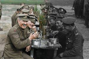 how tv viewers reacted to peter jackson's they shall not grow old