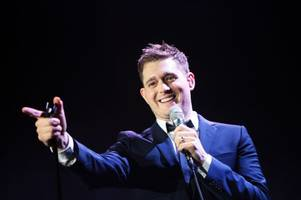 michael buble announces birmingham date in new uk tour - how to get tickets