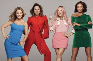 no more girl power - spice girls reveal new slogan in light of the metoo movement