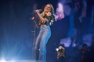 kylie minogue to play the eden sessions 2019 in cornwall