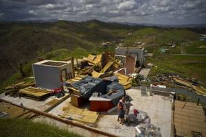 trump administration wants to end hurricane maria relief funding for puerto rico