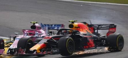 red bull says ocon 'lucky to escape with a shove'